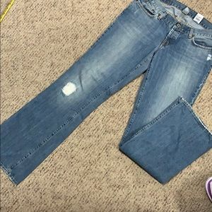 Lucky Brand Light Wash Jeans
